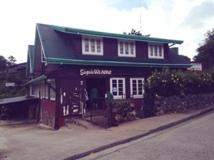 sagada weaving house