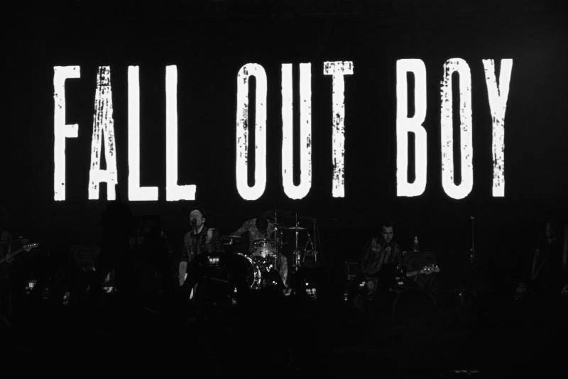 misstache fall out boy