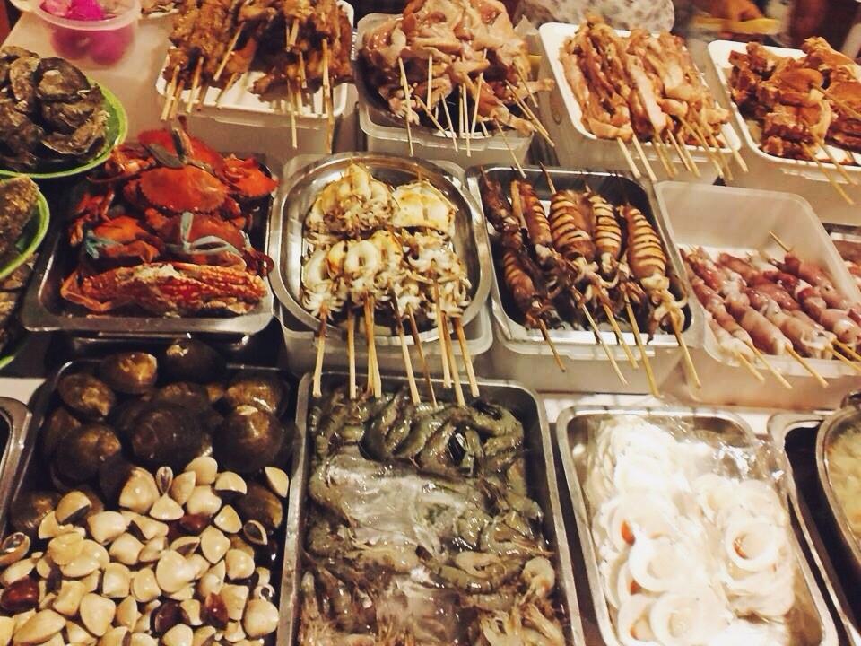 roxas capiz baybay beach seafood