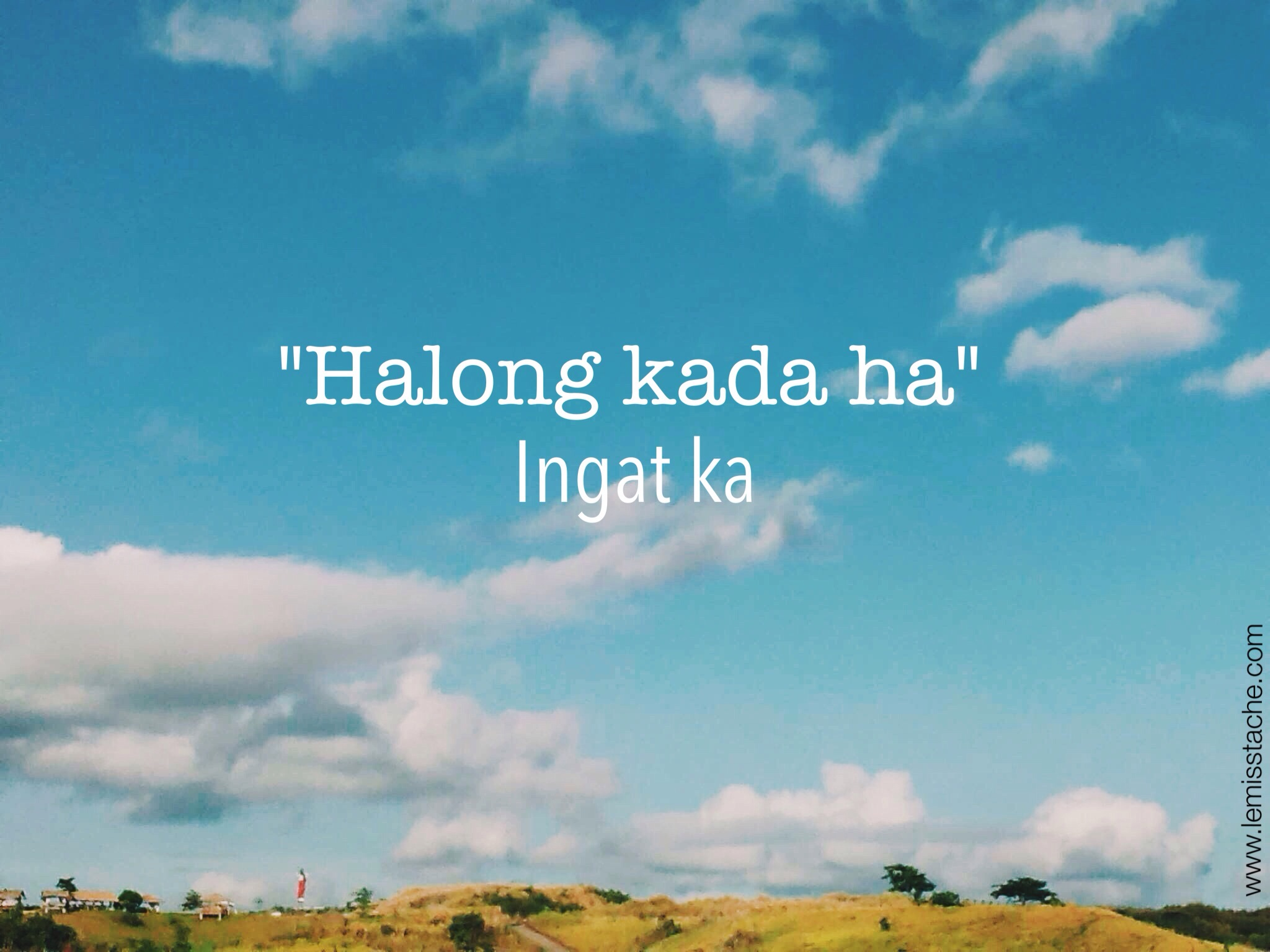 ilonggo phrases