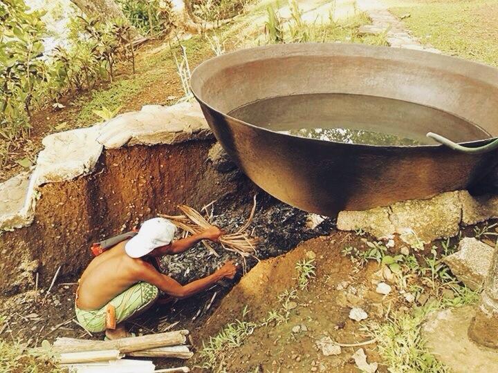 Try the Kawa Hot Bath