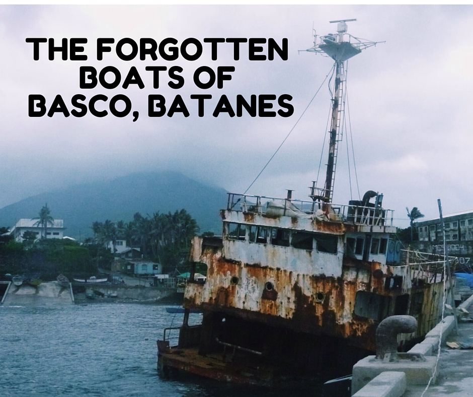 The forgotten boats of basco, batanes