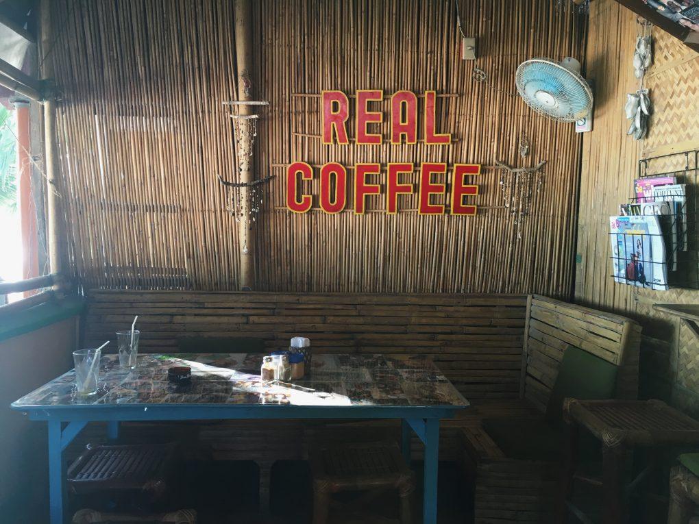 Real Coffee Calamansi Muffins