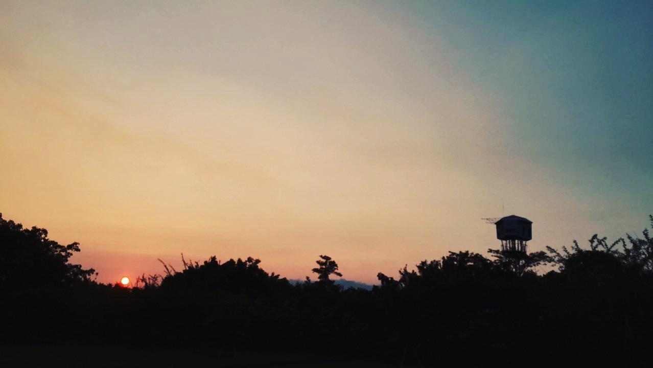 Sunset Bataan Heartland