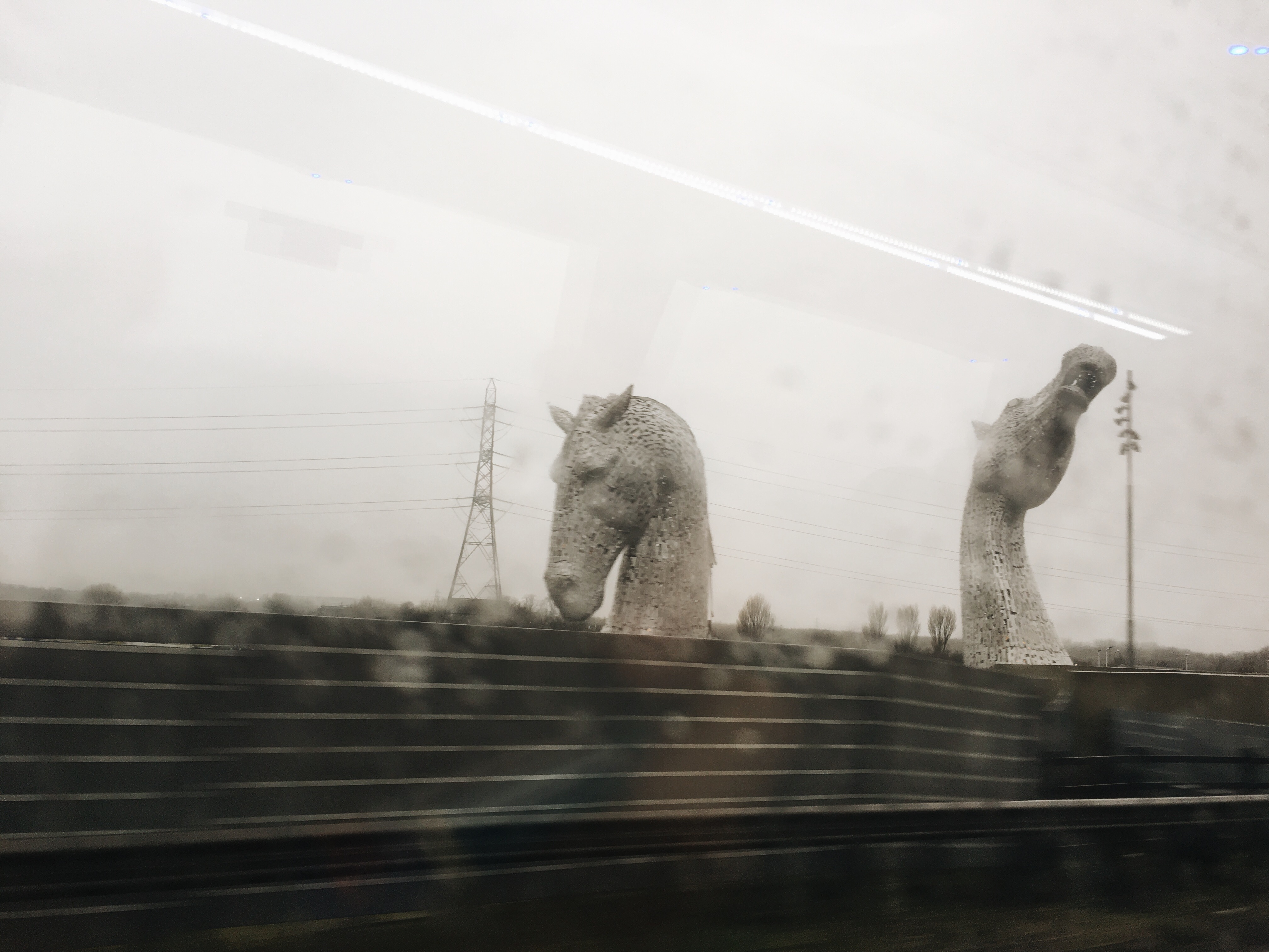 The Kelpies The Highlands
